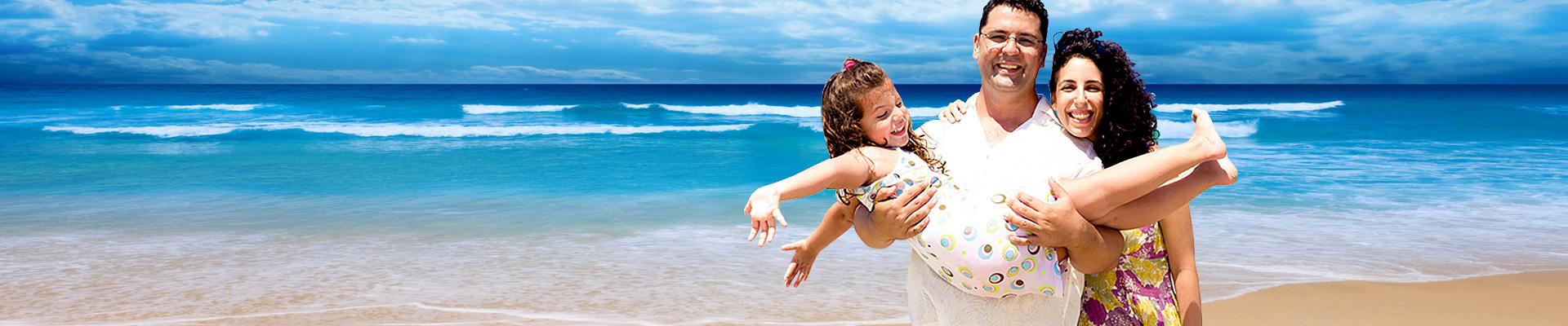Fin-Beach-Family